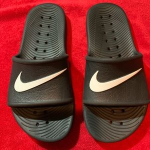 Nike shower slides